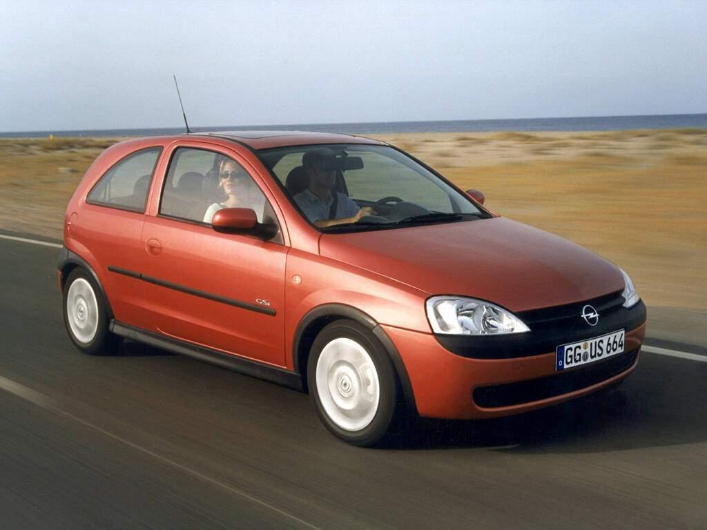 Opel Corsa III GSi (2000-2003),  ajouté par fox58