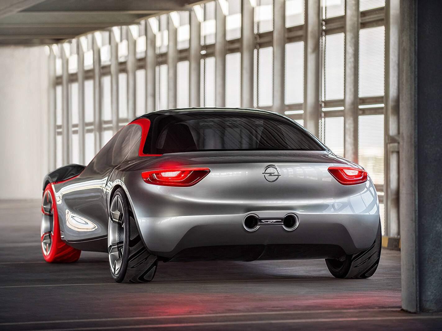 Opel GT Concept (2016),  ajouté par fox58