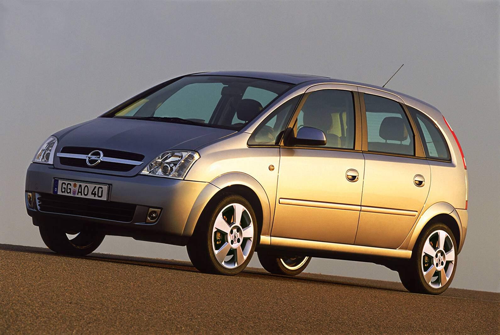 Opel Meriva 1.8 (2003-2009),  ajouté par fox58