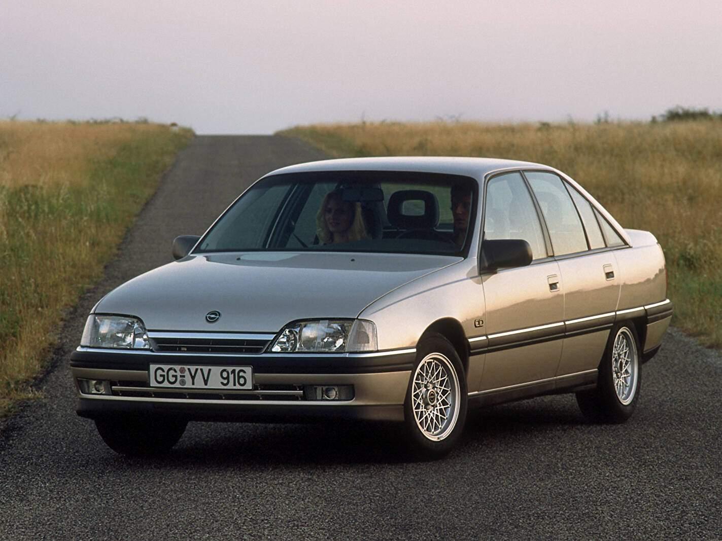 Opel Omega 2.0i (A) (1986-1993),  ajouté par fox58