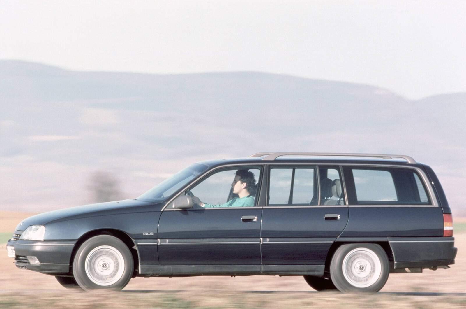 Opel Omega Caravan 2.3 D (A) (1986-1993),  ajouté par fox58