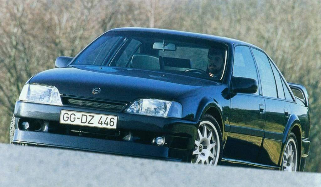 Opel Omega Evolution 500 (A) (1991-1993),  ajouté par fox58