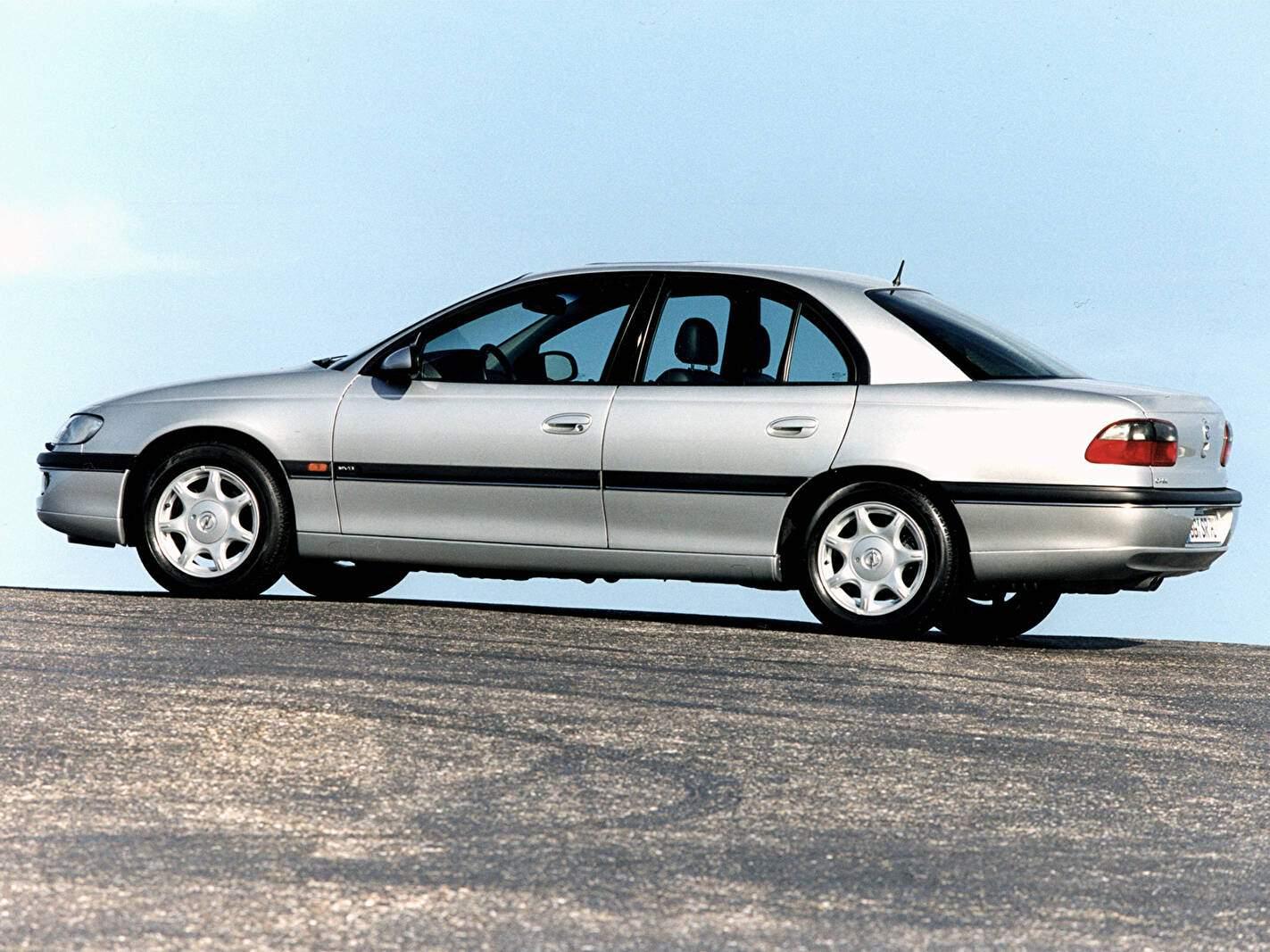 Opel Omega II 3.0 V6 (B) (1994-2000),  ajouté par fox58