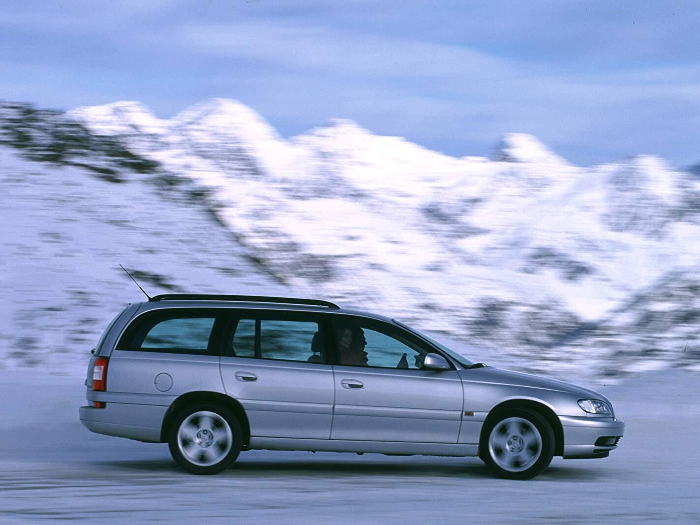 Opel Omega II Caravan 2.2 16v (B) (1999-2003),  ajouté par fox58