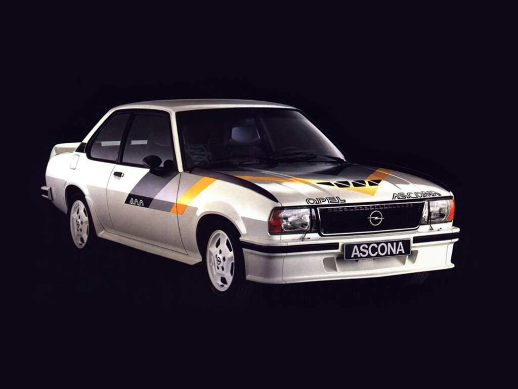 Opel Ascona II 400 (B) (1979-1981),  ajouté par fox58