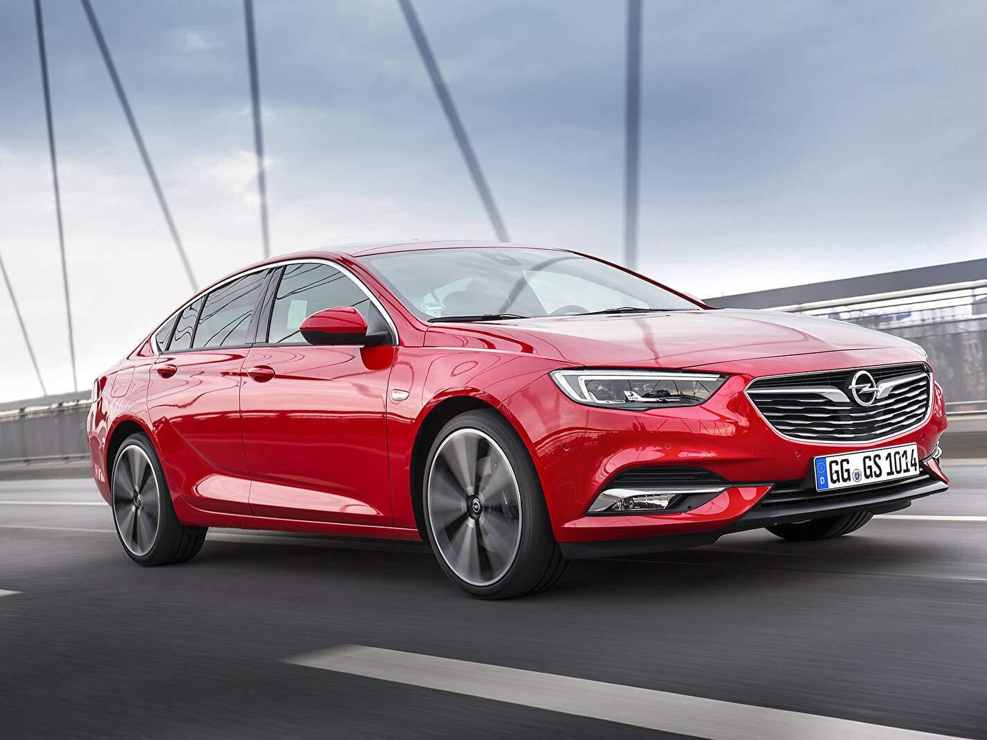 Opel Insignia II Grand Sport 2.0 Turbo 260 (B) (2017-2018),  ajouté par fox58