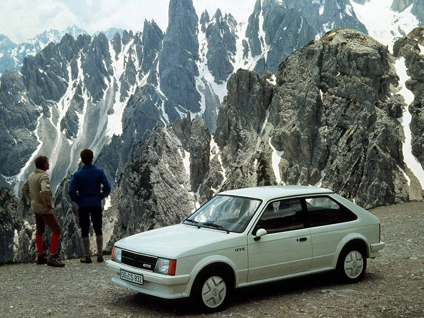 Opel Kadett IV GT/E (1983-1984),  ajouté par fox58