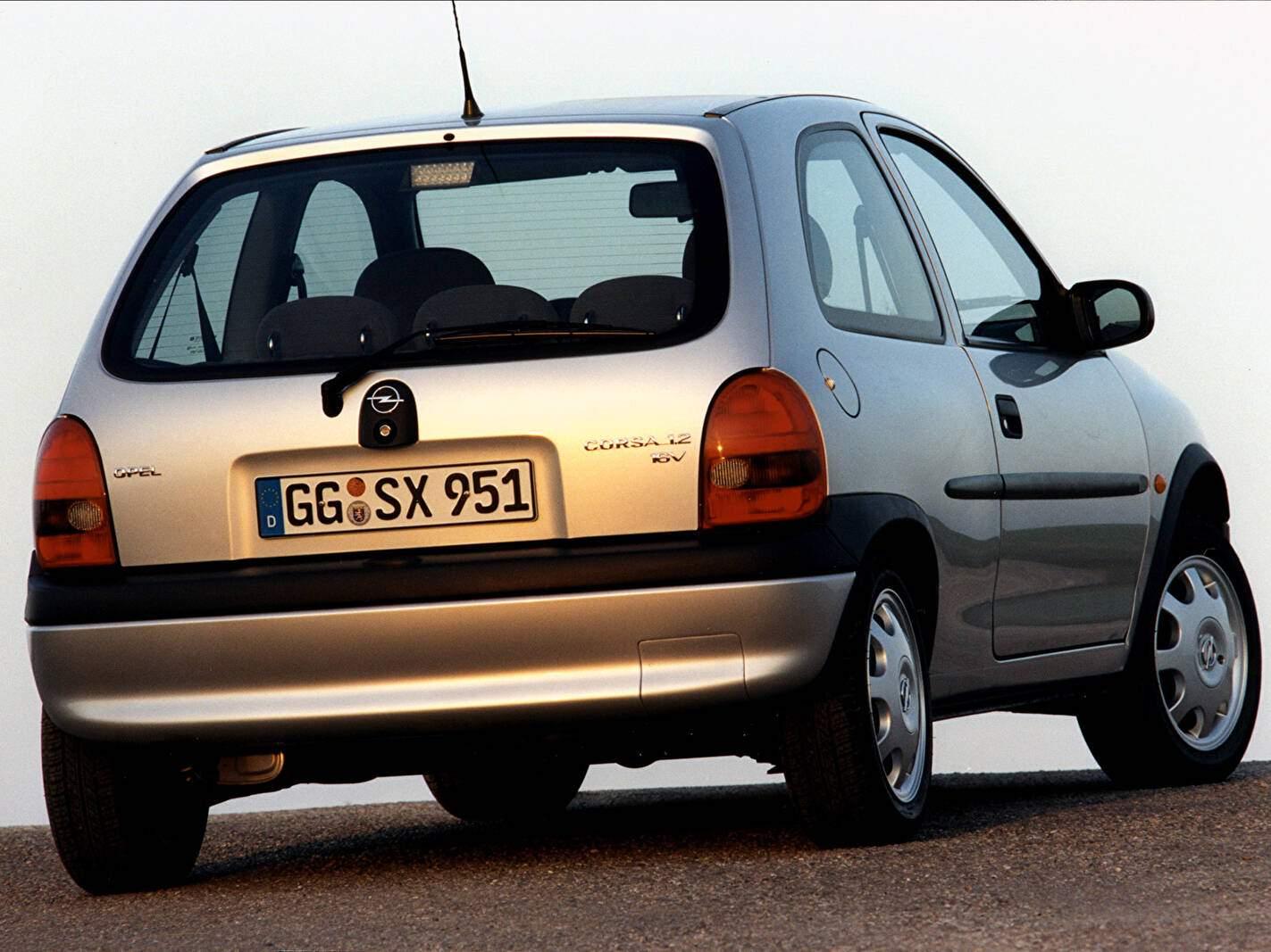 Opel Corsa II 1.2 16v (1998-2001),  ajouté par fox58