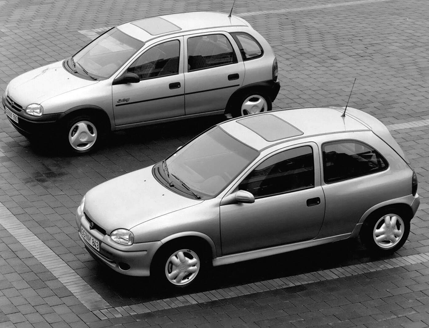 Opel Corsa II GSi (1993-1997),  ajouté par fox58