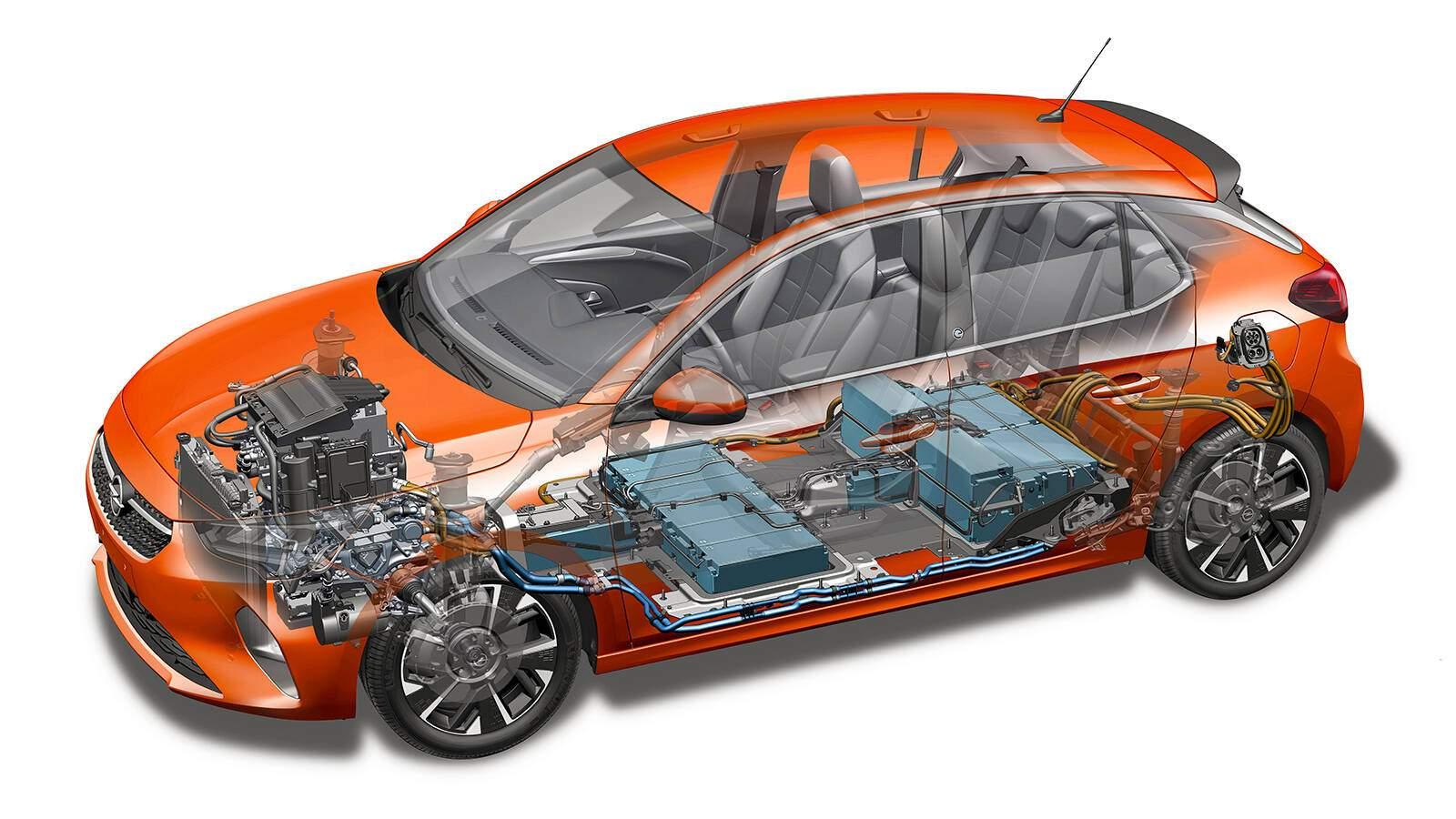 Opel Corsa VI e (F) (2019),  ajouté par fox58