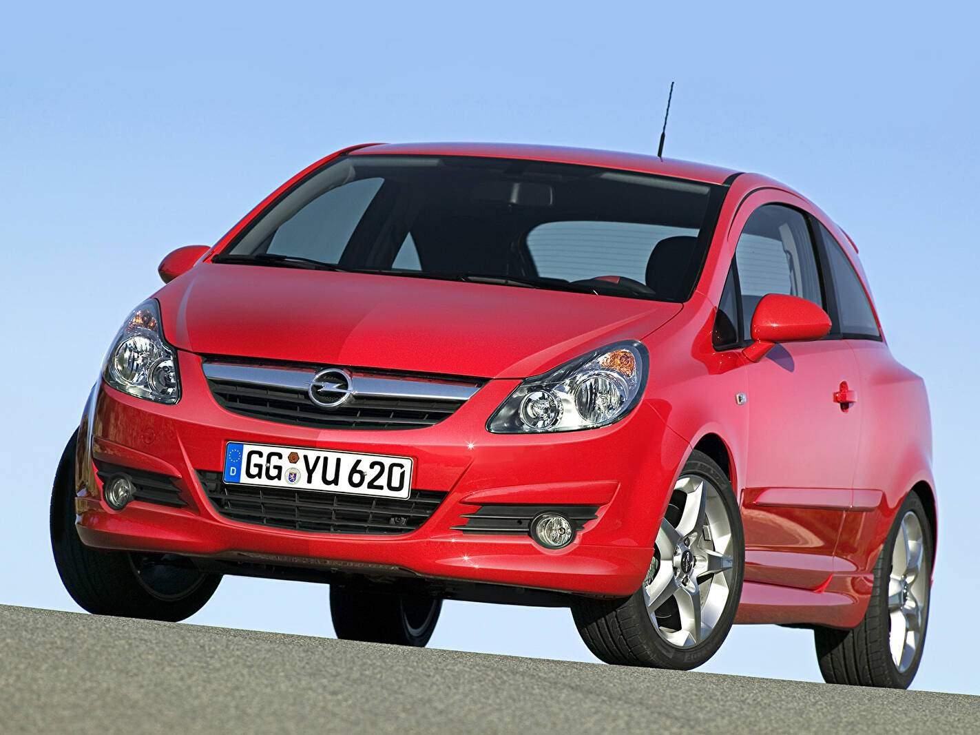 Opel Corsa IV GSi (2007-2012),  ajouté par fox58