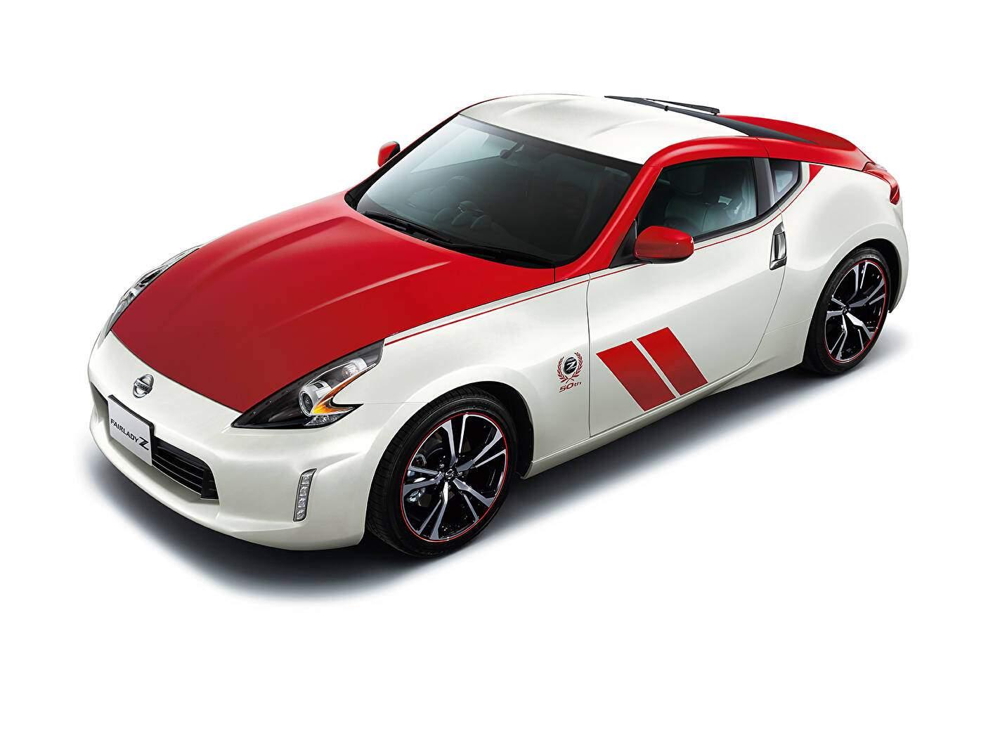 Nissan Fairlady Z >> Fiche technique Nissan Fairlady Z VI « 50th Anniversary » (2019)