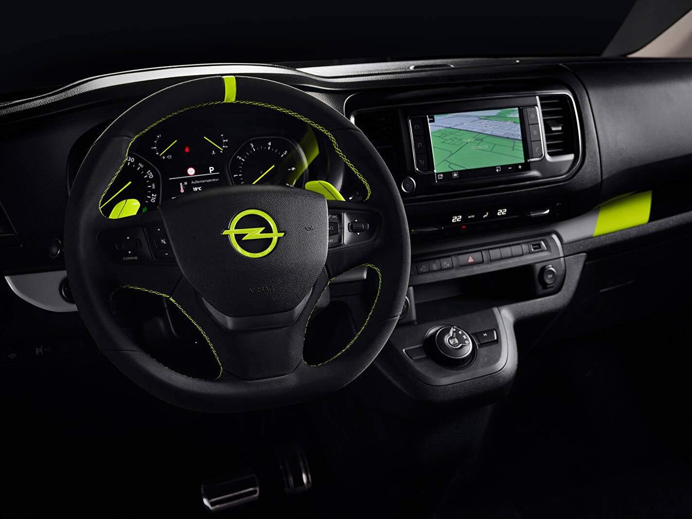 Opel Zafira Life O-Team (2019),  ajouté par fox58