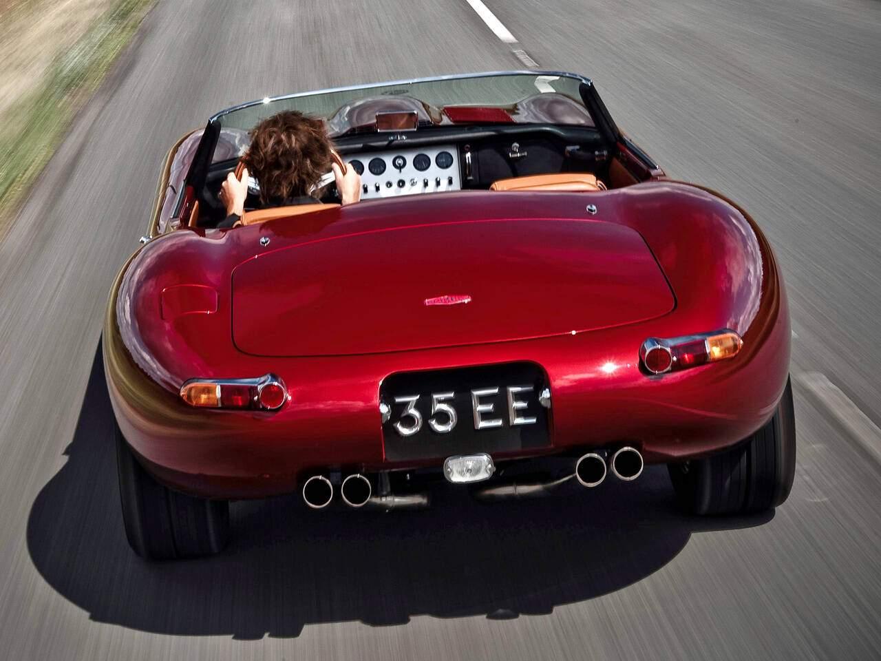 Eagle (UK) Speedster No.1 (2009),  ajouté par fox58