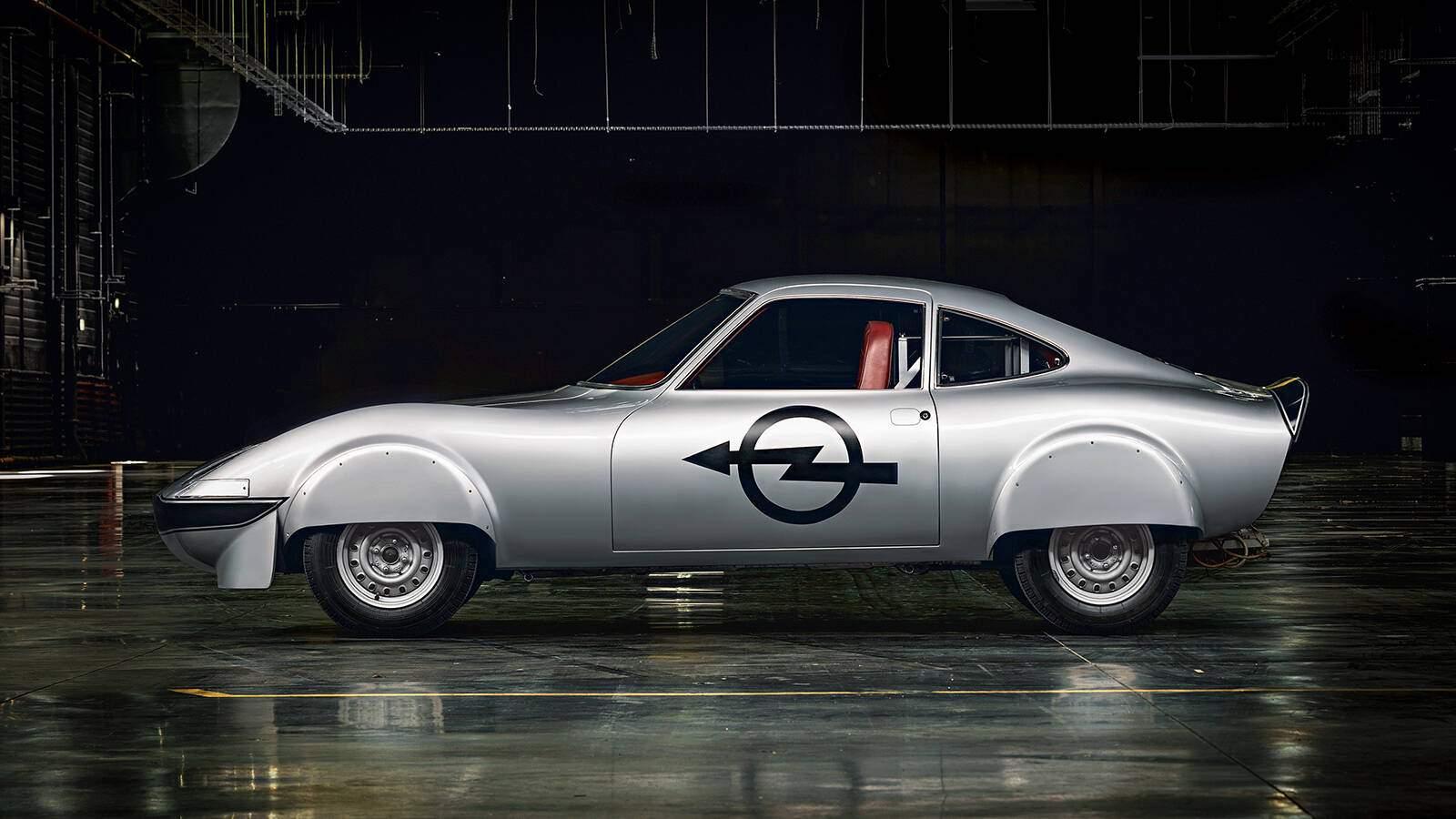 Opel Elektro GT (1971),  ajouté par fox58