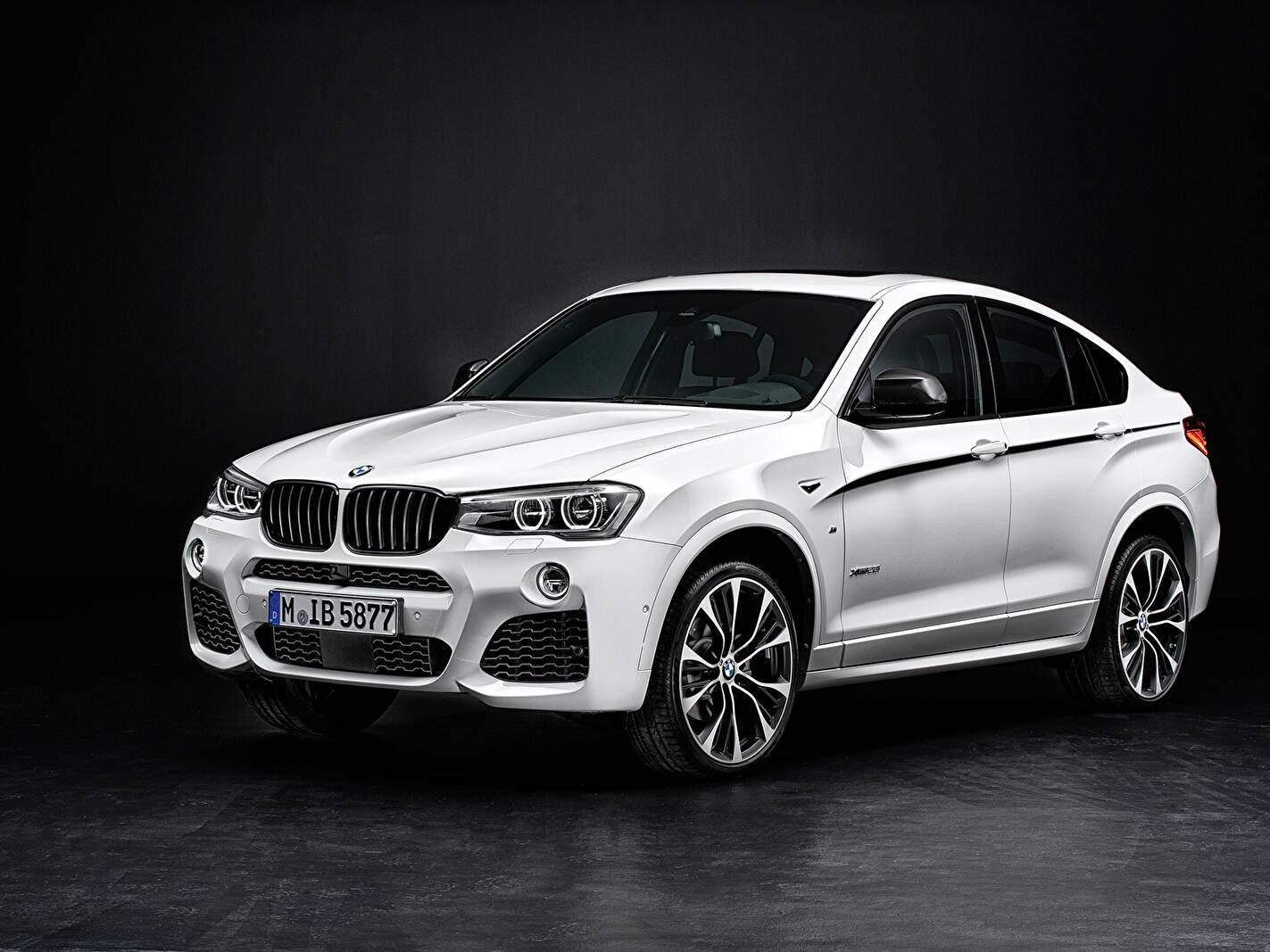 Fiche technique BMW X4 xDrive28i (F26) (2014-2018)