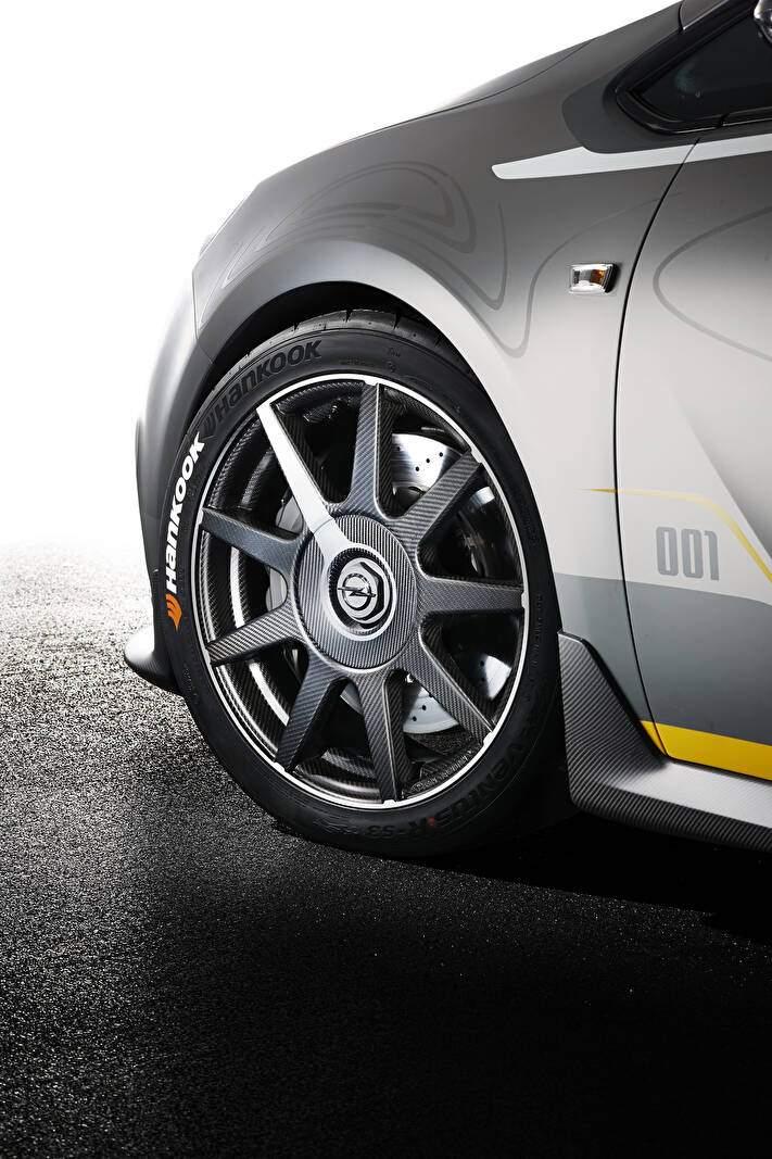 Opel Astra OPC Extreme Concept (2014),  ajouté par fox58