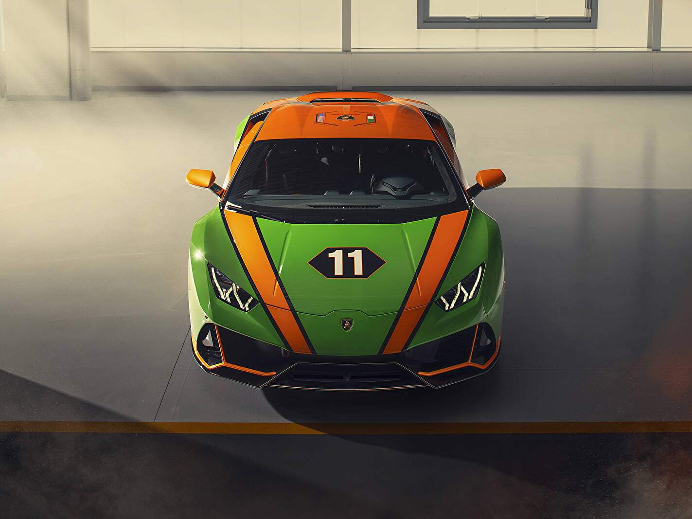 Lamborghini Huracán EVO « GT Celebration » (2020),  ajouté par fox58