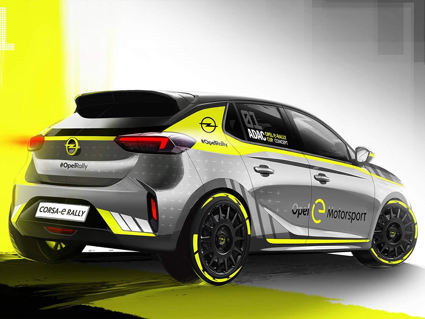 Opel Corsa-e Rally (2020),  ajouté par fox58