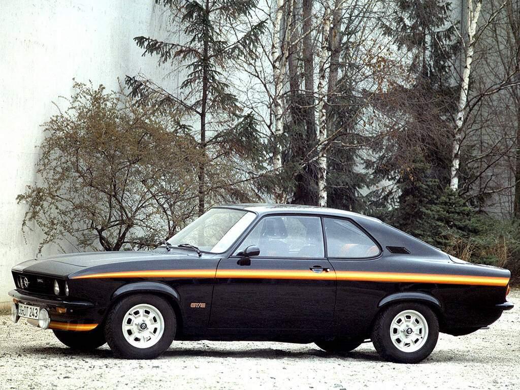 Opel Manta GT/E (A) « Black Magic » (1975),  ajouté par fox58
