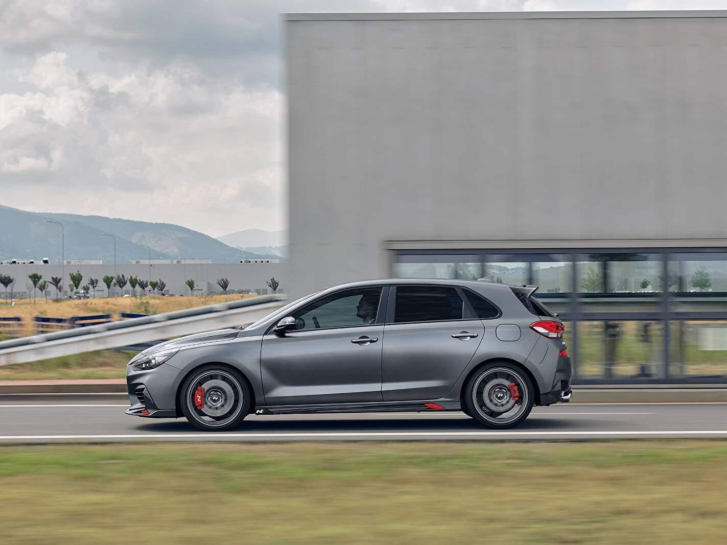 Hyundai i30 III N Performance (PD) « Project C » (2019-2020),  ajouté par fox58