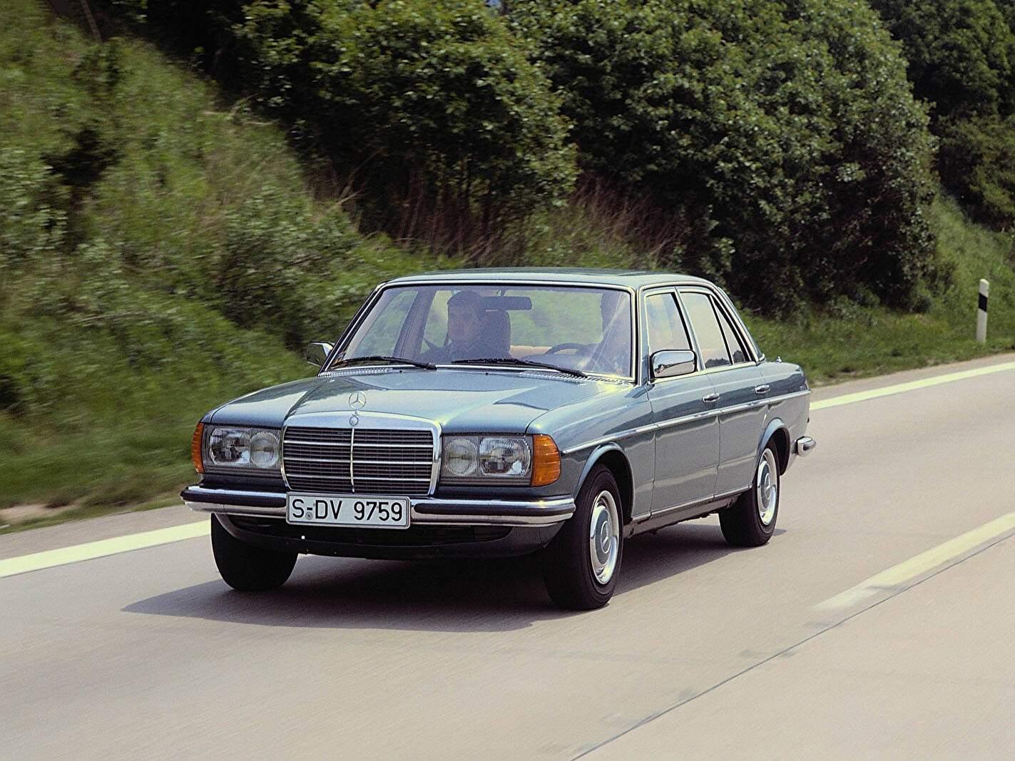 Mercedes-Benz 280 E (W123) (1975-1985),  ajouté par fox58