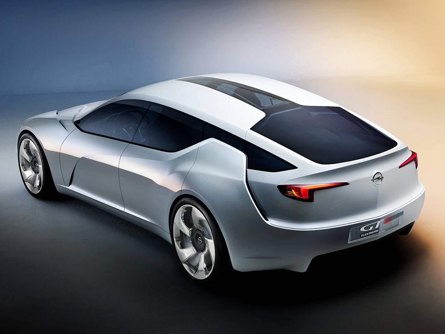 Opel Flextreme GT/E Concept (2010),  ajouté par fox58