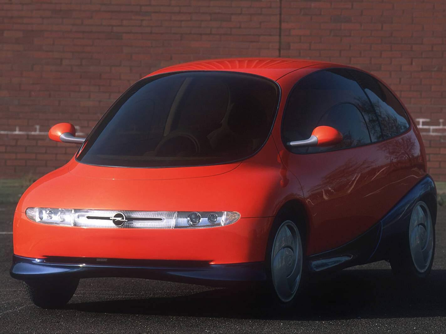 Opel Twin Concept (1992),  ajouté par fox58