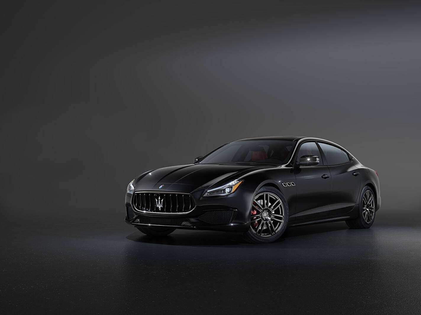 Fiche technique Maserati Quattroporte VI S (M156) « Edizione Ribelle » (2020)