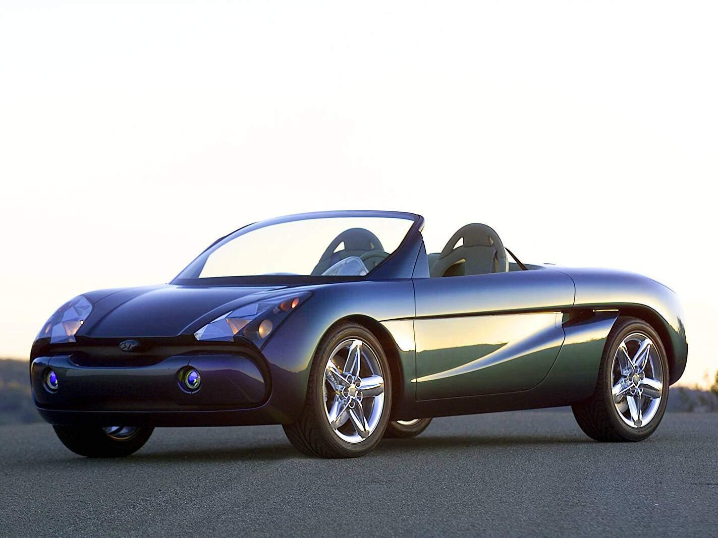 Hyundai HCD-6 Concept (2001),  ajouté par fox58
