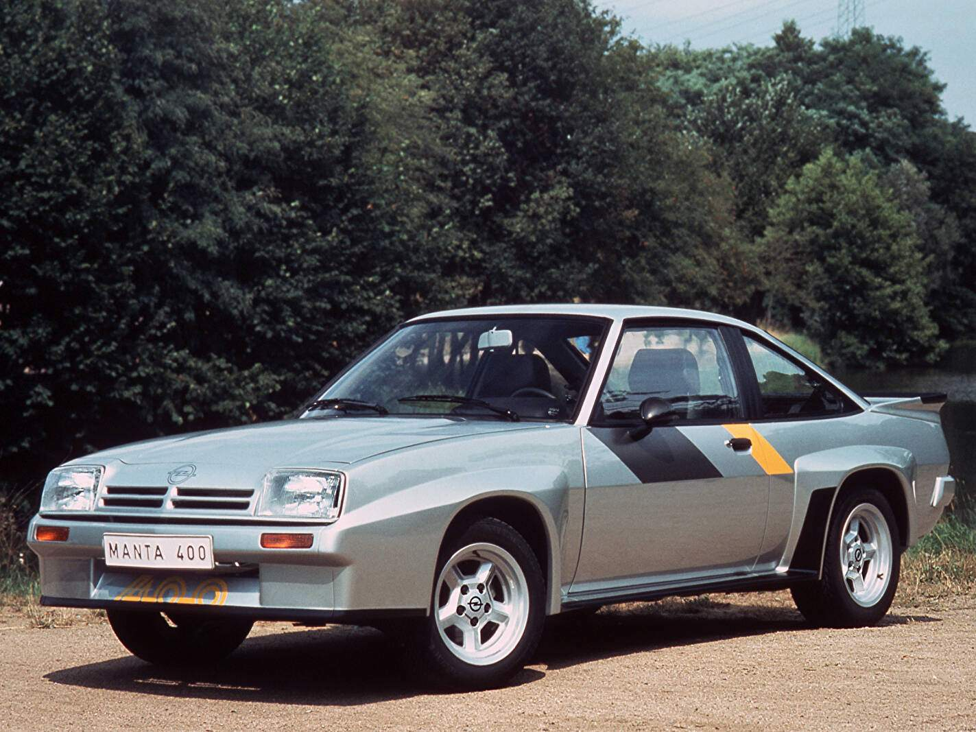 Opel Manta II 400 (1981-1984),  ajouté par fox58