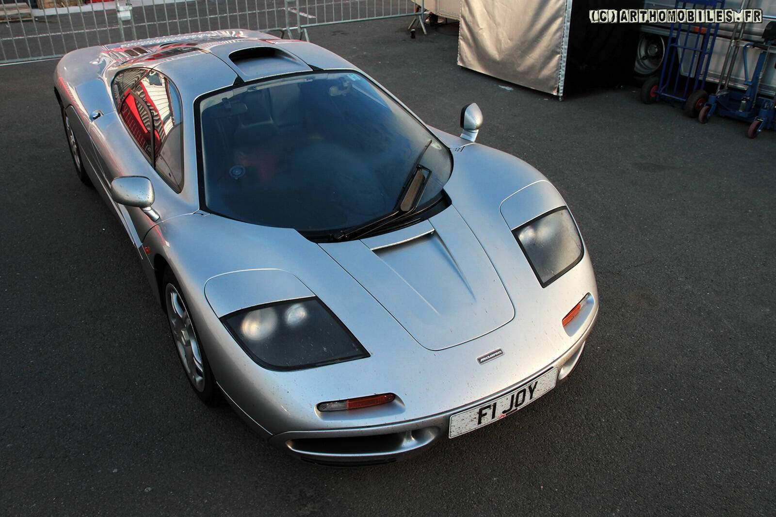 McLaren F1 (1993-1998),  ajouté par fox58
