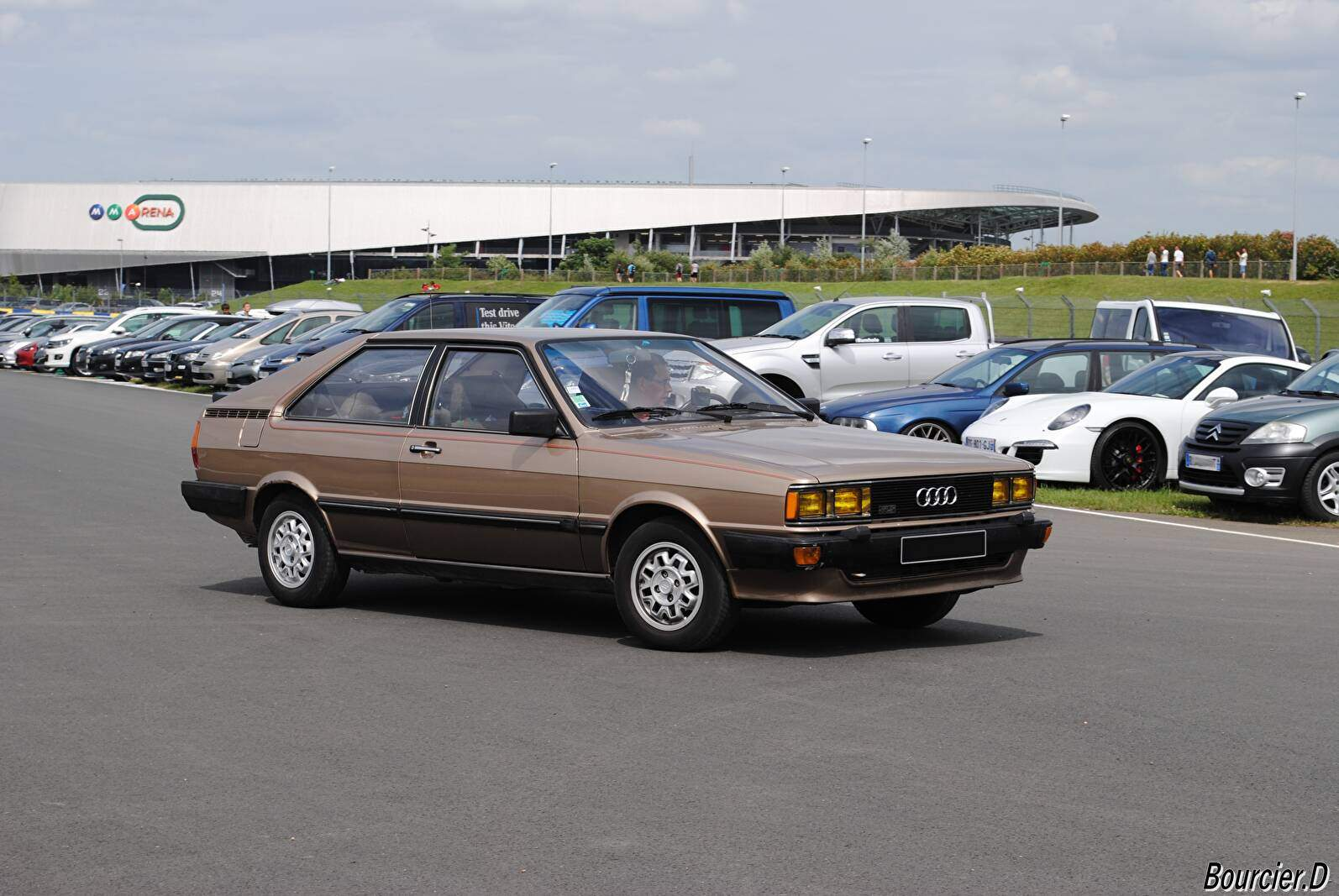 Fiche technique Audi Coupé GT/5S (1980-1983)