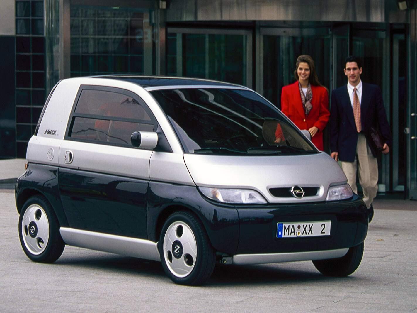 Opel Maxx Concept (1995),  ajouté par fox58