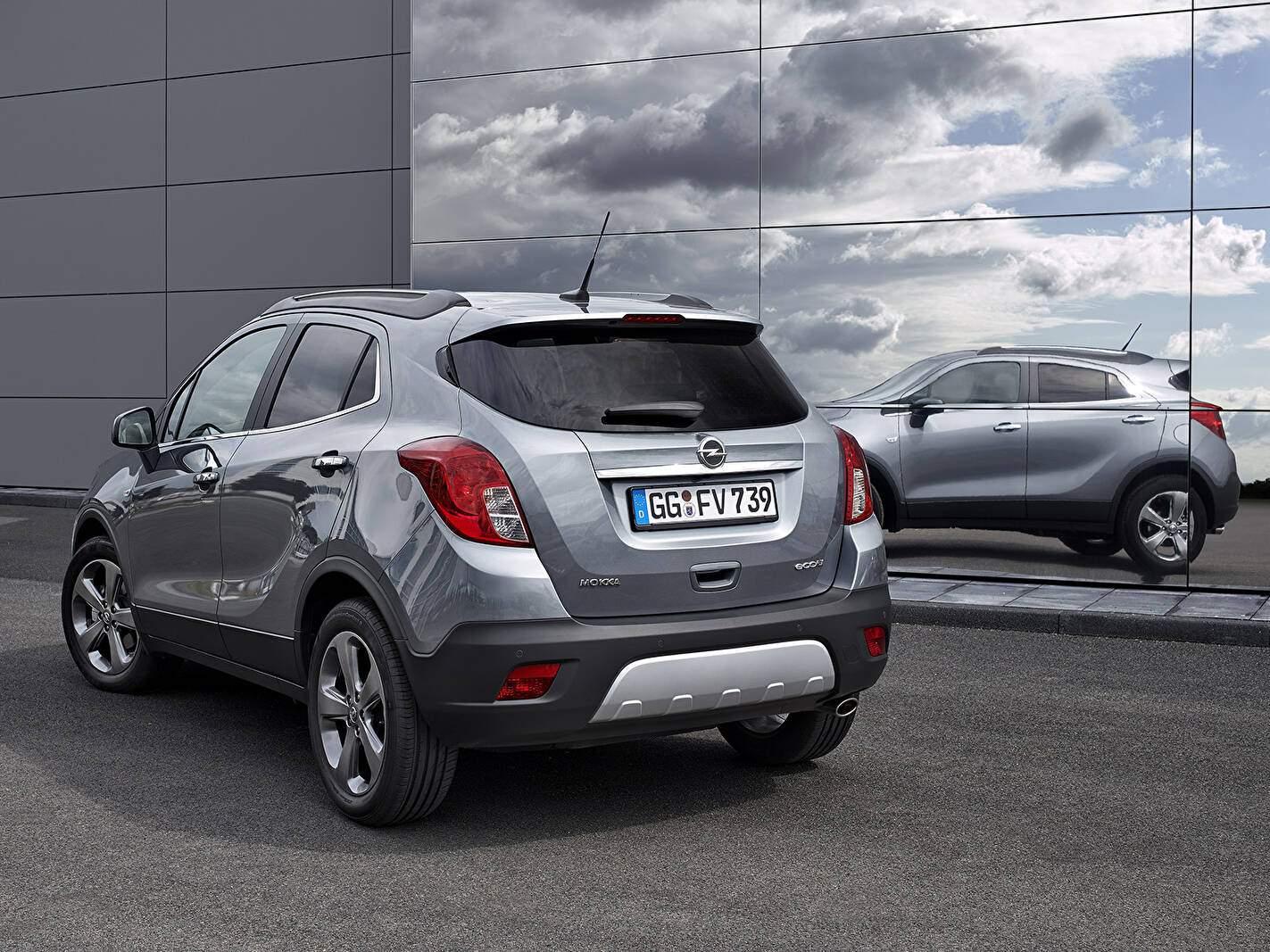 Opel Mokka 1.6 CDTi 110 (2015-2019),  ajouté par fox58