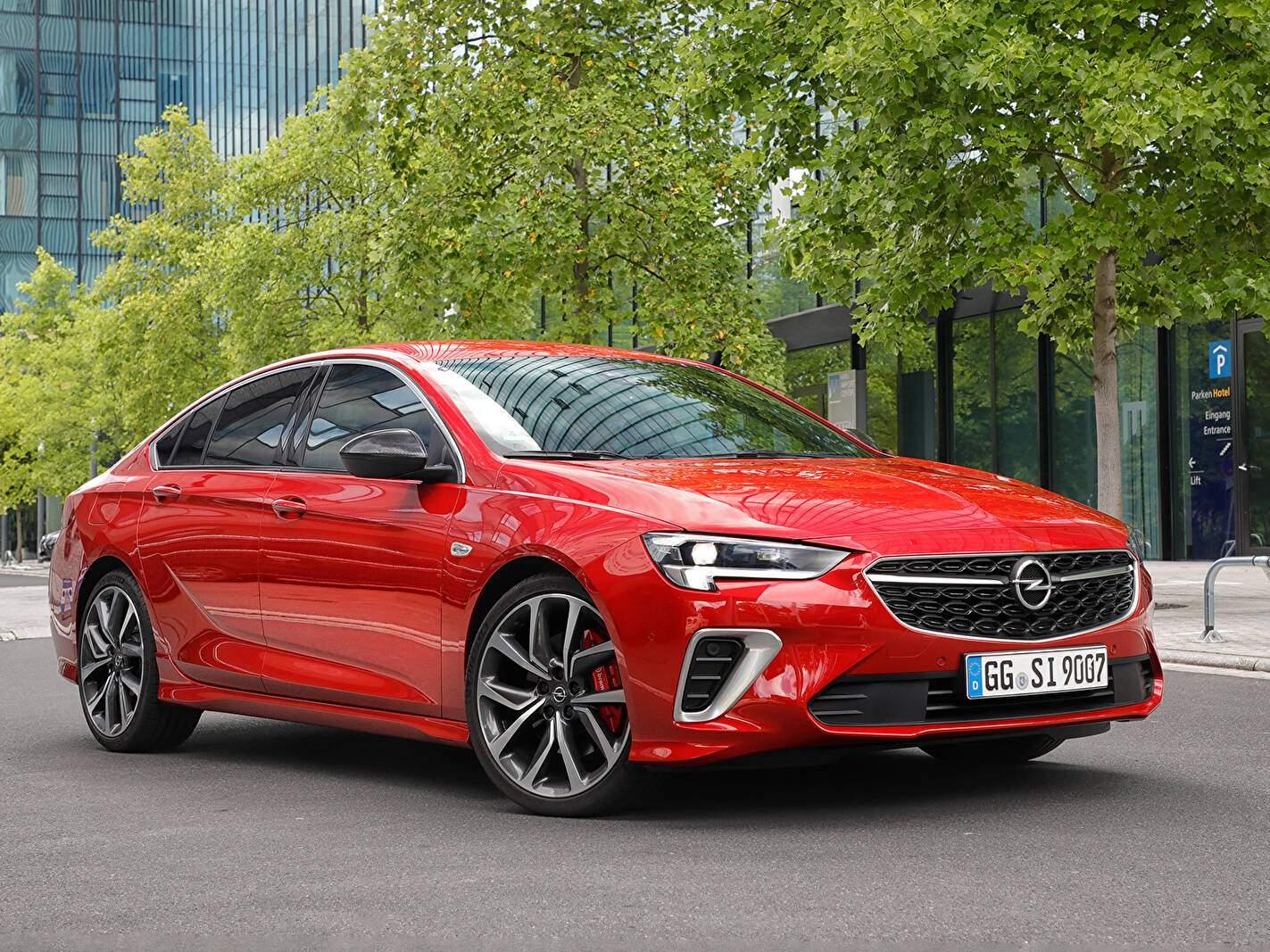 Opel Insignia II Grand Sport GSi (B) (2020),  ajouté par fox58