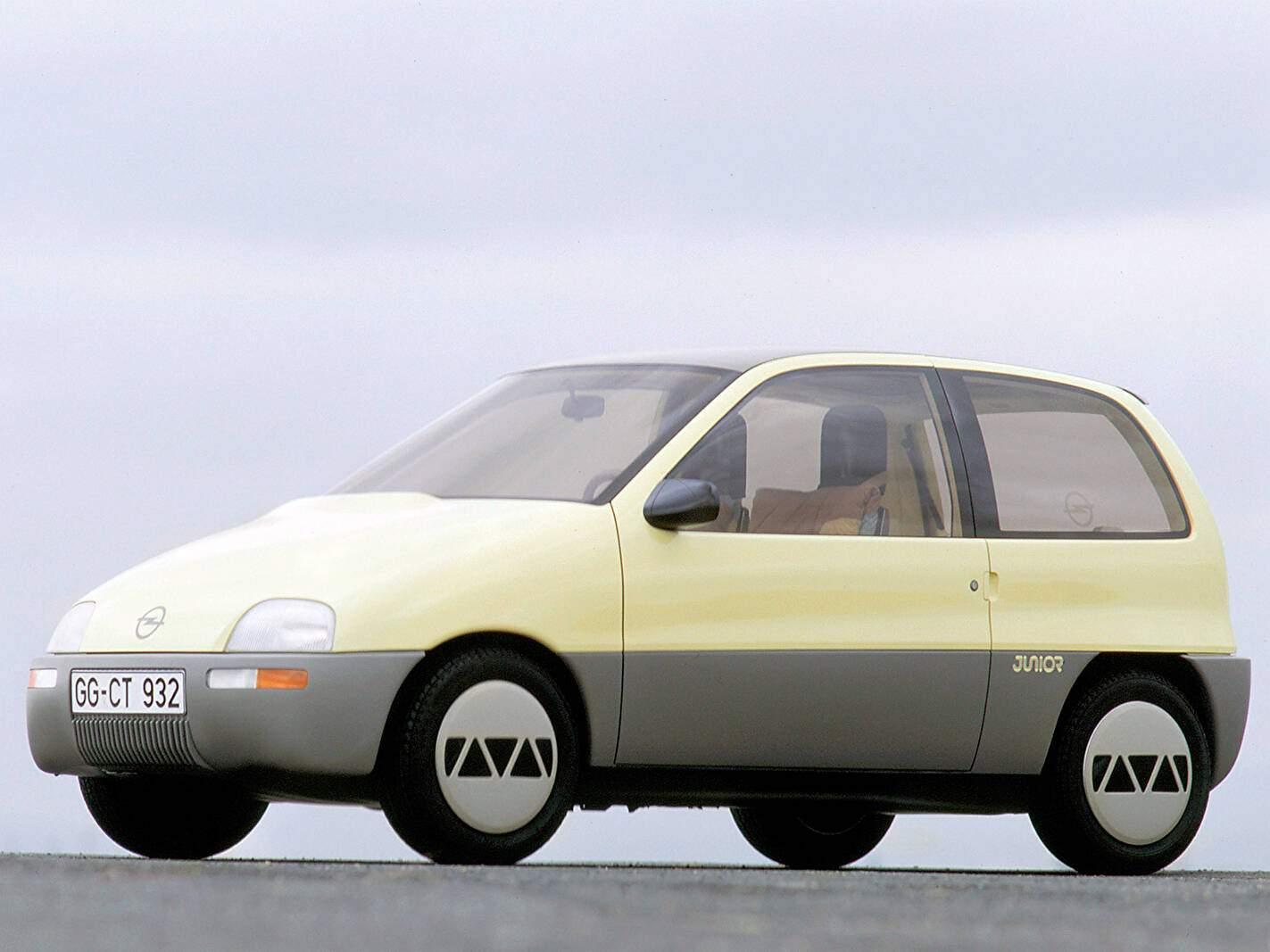 Opel Junior Concept (1983),  ajouté par fox58