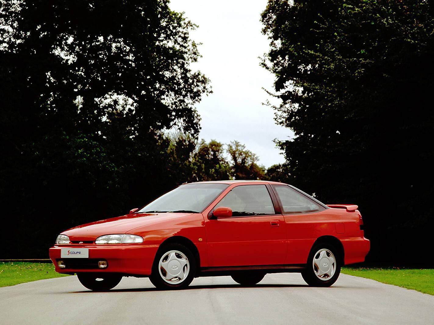 Hyundai S-Coupé GT (1993-1996),  ajouté par fox58