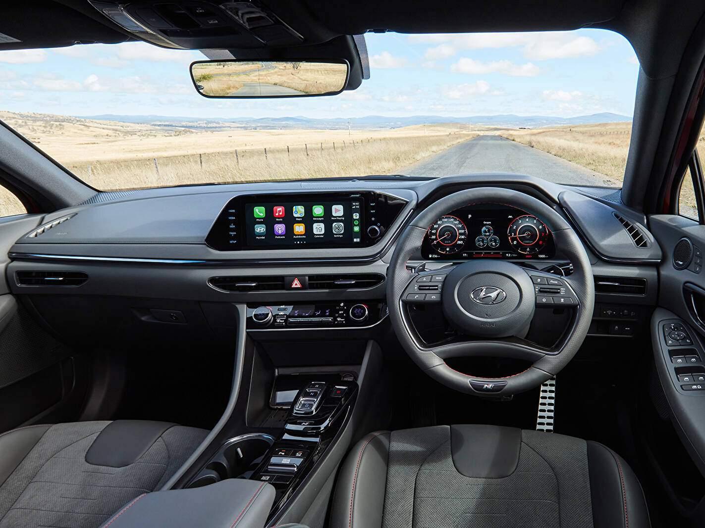 Hyundai Sonata VIII 2.5 T-GDI 295 (DN8) (2020),  ajouté par fox58
