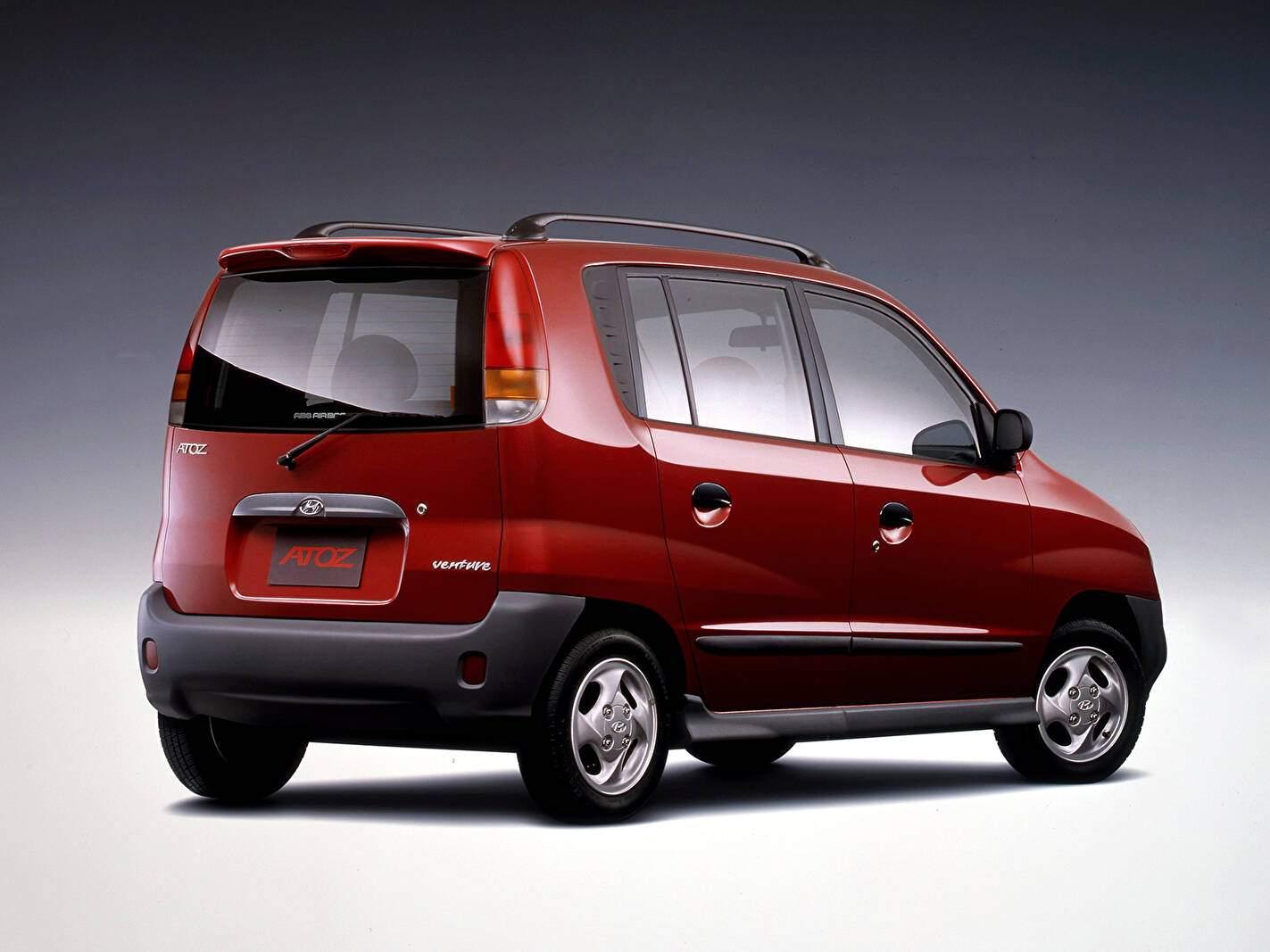 Hyundai Atoz 1.0 (1997-2001),  ajouté par fox58