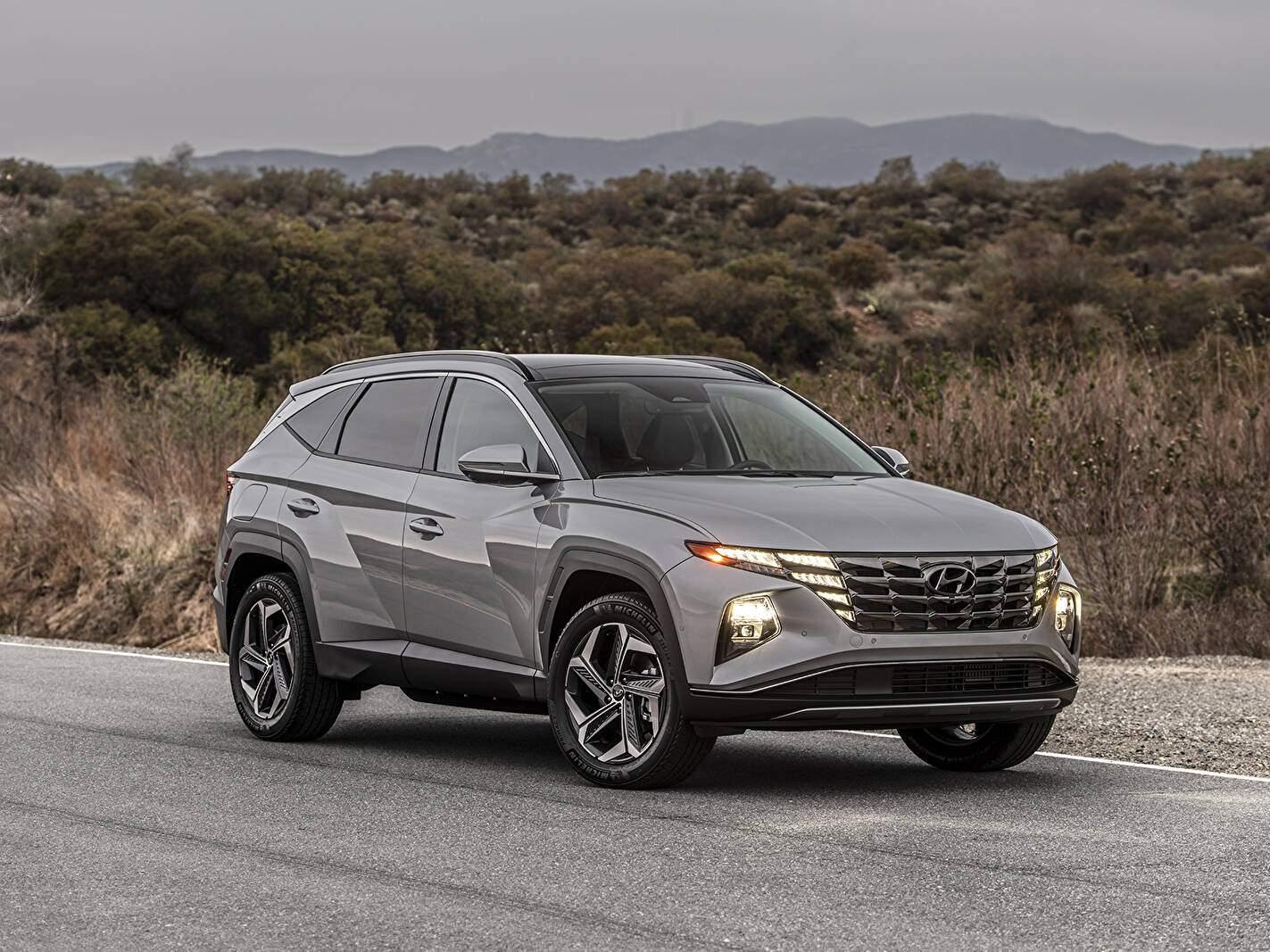 Hyundai Tucson IV PHEV (NX4) (2021),  ajouté par fox58