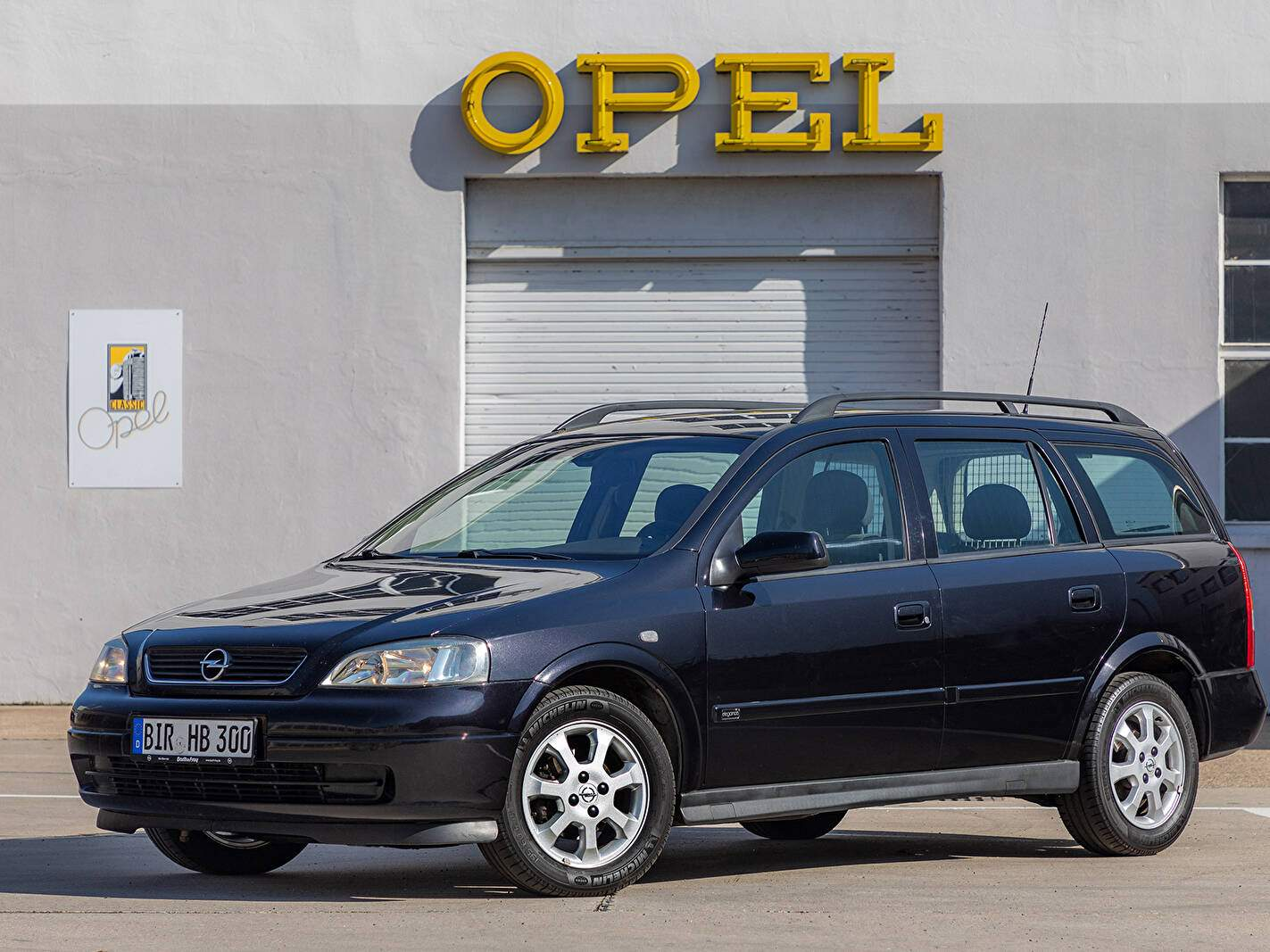 Opel Astra II Caravan 1.7 CDTi 80 (2003-2005),  ajouté par fox58
