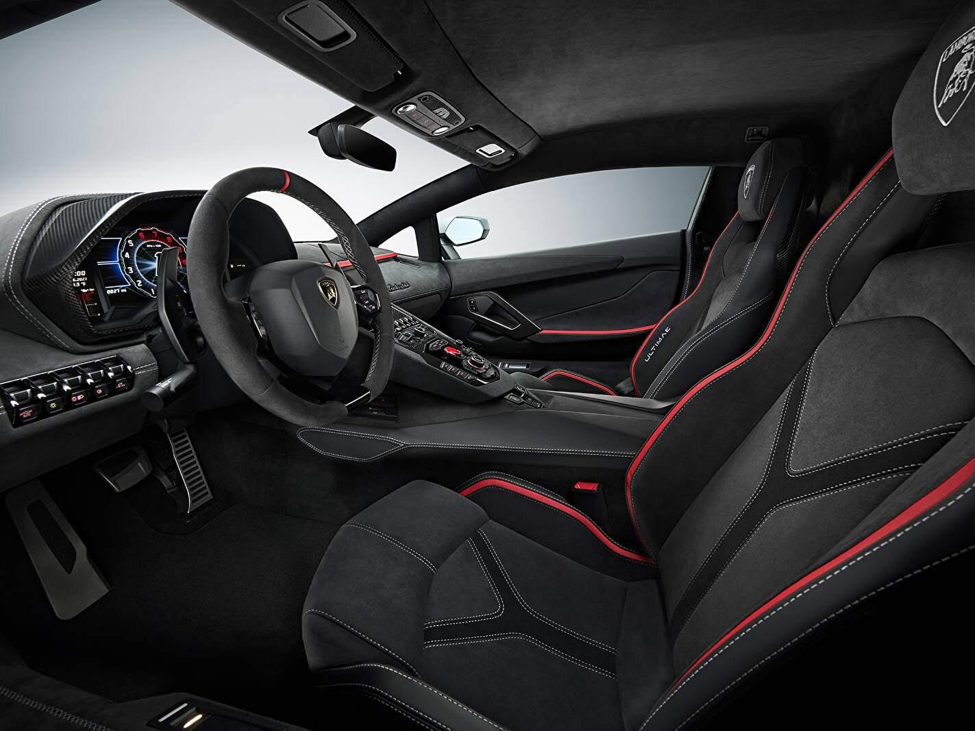 """Lamborghini Aventador LP780-4 """"Ultimae"""" (2021),  ajouté par fox58"""