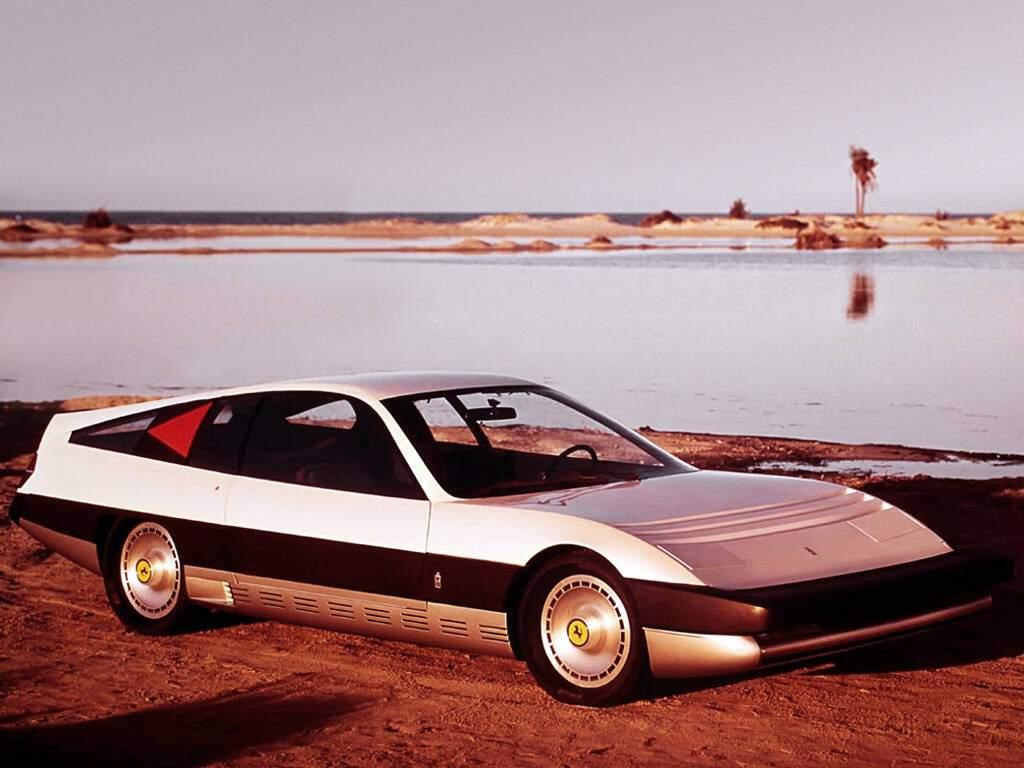 Ferrari Studio Cr25 (1974),  ajouté par fox58