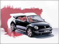 Volkswagen Beetle Cabriolet Dark Flint, ajouté; par MissMP