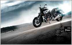 Yamaha V Max, ajouté; par choupette53