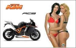 KTM RC & Sexy Girls, ajouté; par MissMP