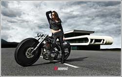 Akrapovic Morsus Motorcycle, ajouté; par MissMP
