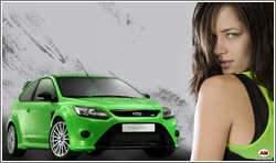 Ford Focus RS & Ana Ivanovic - Sexy Girl, ajouté; par MissMP